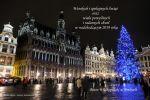 1 Zdjęcie Bruksela z życzeniami po polsku