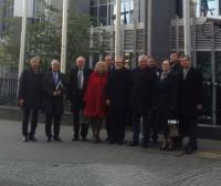 Czytaj więcej: Przedstawiciele wielkopolskiego środowiska naukowego w Brukseli