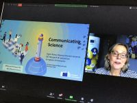 Communicating Science foto